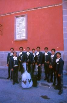 México, San Miguel de Allende, Mariachis