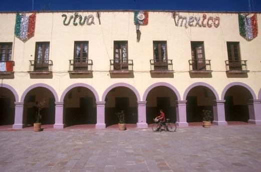 México, Guanajuato, Dolores Hidalgo, Zocalo