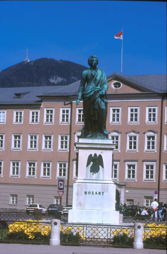 Austria, Salzburgo, Motzar