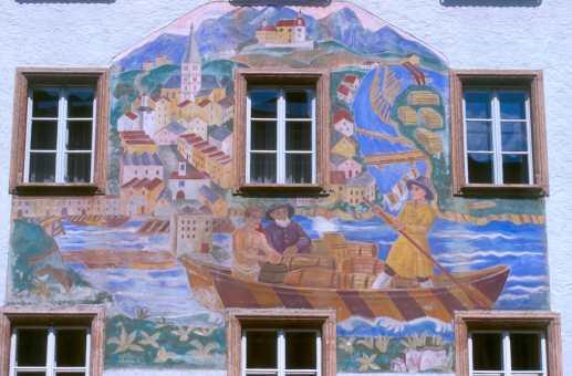 St. Gilgen Pintura Mural