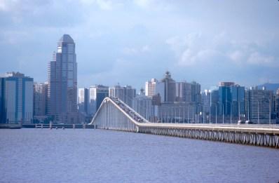 Macao, puente Governador Carvalho