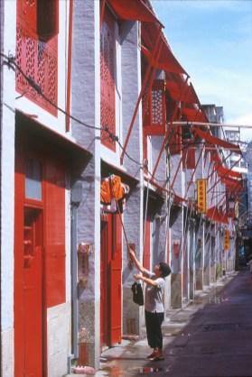 Macao, Barrio Rojo