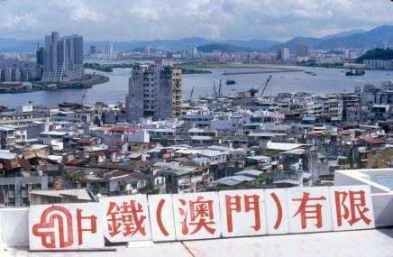 Macao, Bahia de Macao