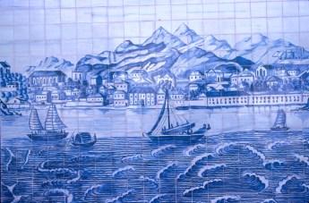 Portugal, Macao, Azulejos de Portugal