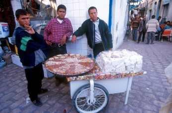 Túnez, Hammamet.