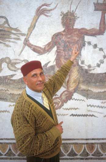 Túnez. Guia, Museo Bardo retrato