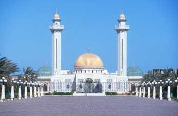 Túnez, Monastir. Mesquita