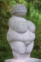 Baja Austria, Willendorf, Copia Venus, 30.000 Años