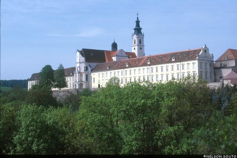 Baja Austria, Monasterio de Altenburg,