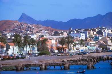 Cabo Verde, Isla Sao Vicente