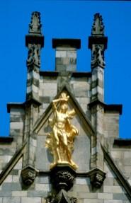 Bélgica, Flandes, Amberes, Casa de Gremio, escultura