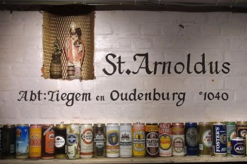 Flandes, Brujas, cervecería Straffe Hendrik