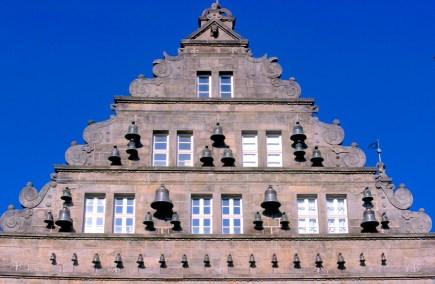 Alemania, Baja Sajonia, Hameln, Casa Consistorial, Campanas