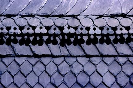 Alemania, Baja Sajonia, Glosar, tejado de pizarra