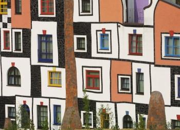 Austria, Estiria, Blumau, Arquitecto Hundertwasser