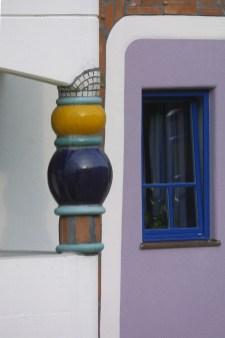 Austria, Estiria, Graz, Blumau, Arquitecto Hundertwasser