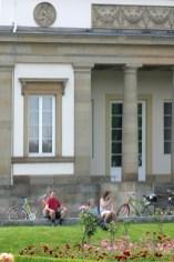 Alemania, Baden-Wurtemberg, Stuttgart, Jardines Rosenstein, palacio Rosenstein