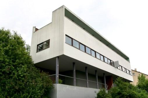 Alemania, Baden-Wurtemberg, Stuttgart, Weissenhofsiedlung 1927, Arquitecto Hans Scharoun