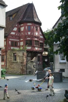 Alemania, Baden-Wurtemberg, Stuttgart, barrio Canstatt