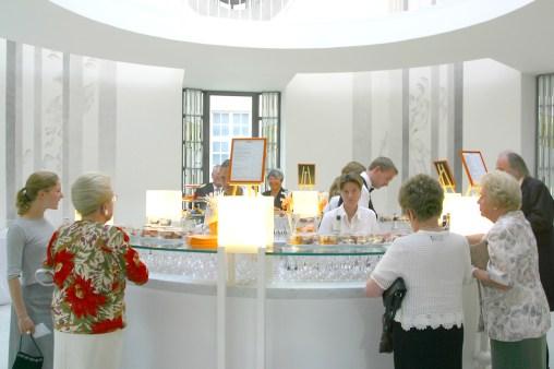 Alemania, Baden-Wurtemberg, Stuttgart, Teatro Nacional de Würtenberg, bar