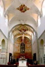 Alemania, Lago de Constanza, Isla Reichenacu, iglesia san Pedro y san Pablo