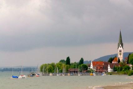Alemania, Lago de Constanza, Sipplingen, Lago Superior
