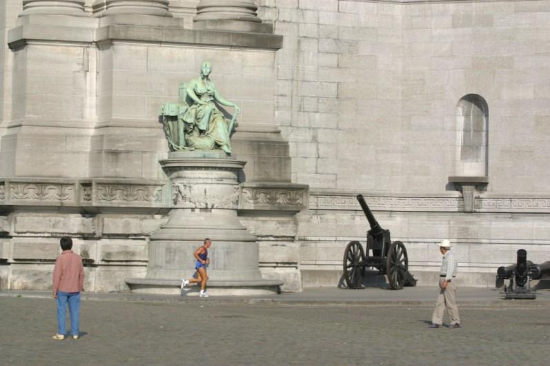 Bélgica, Bruselas, Parque del cincuentenario
