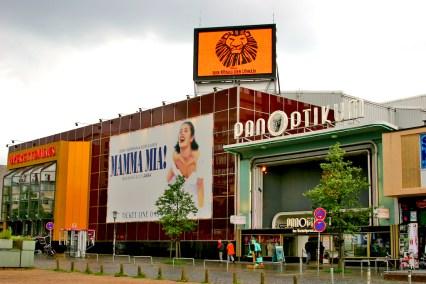 Alemania, Hamburgo, Barrio St Pauli
