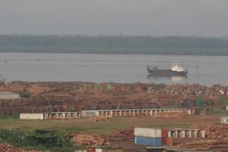 Camerún, Douala, Puerto