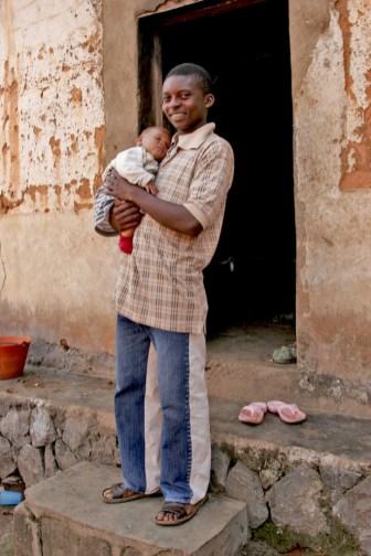 Camerún, Bafut, Fondom, Chefferie, paternidad