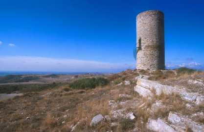 Catalunya, Urgell, Almenara Alt el Pilar D´almenara, Torre de Vigía