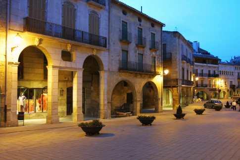 Catalunya, Les Garrigues Les Borges Blanques