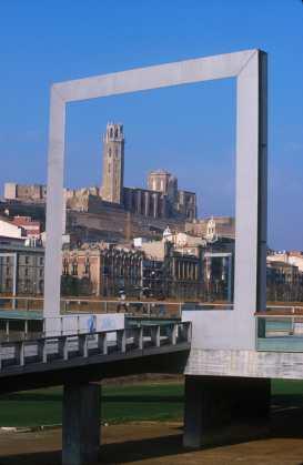 Catalunya, Lleida, Segriá, Torre de La Seu Vella