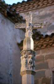 Catalunya, Urgell, Anglesola, Iglesia Santa Pau de Narbona