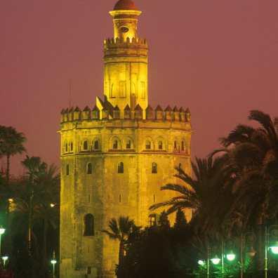 España, Sevilla, Torre del Oro