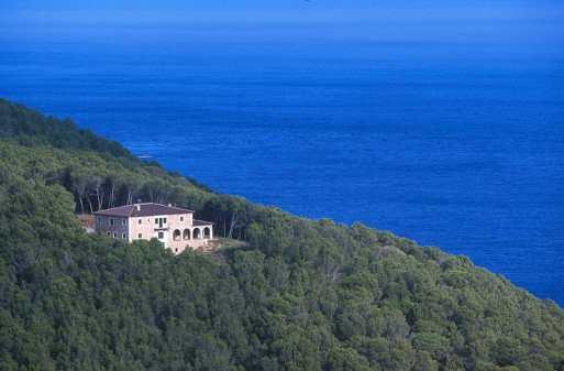 Catalunya, Baix Baix Empordà, Palamos Cap San Sebastian