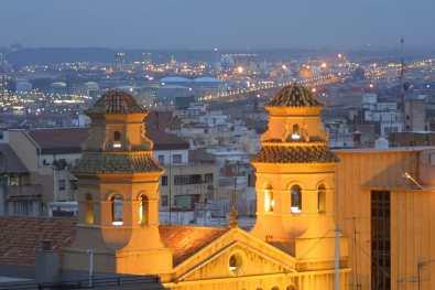 Catalunya, Tarragona, Hostpital Santa Tecla
