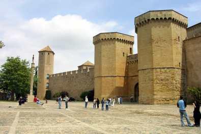 Catalunya, Conca de Barberà Monasterio de Poblet