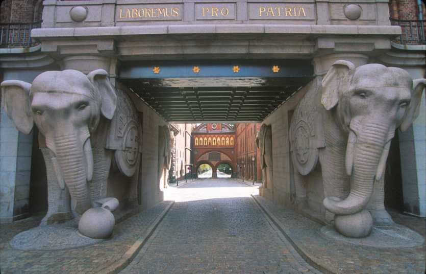 Dinamarca, Copenhague, Copenhague, cervecería Guines