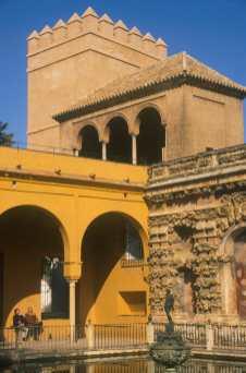 España, Sevilla, Sevilla Alcazar