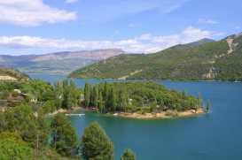 Catalunya, Pallars Jussa, Embalse de Sant Antoni