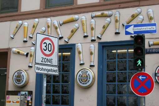 Alemania, Hamburgo Barrio Sant Pauli