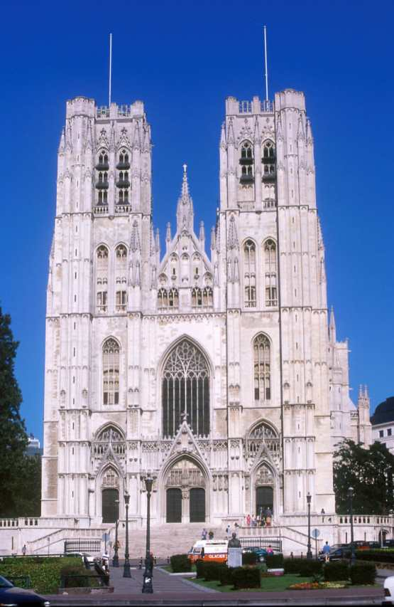 Bruselas, catedral