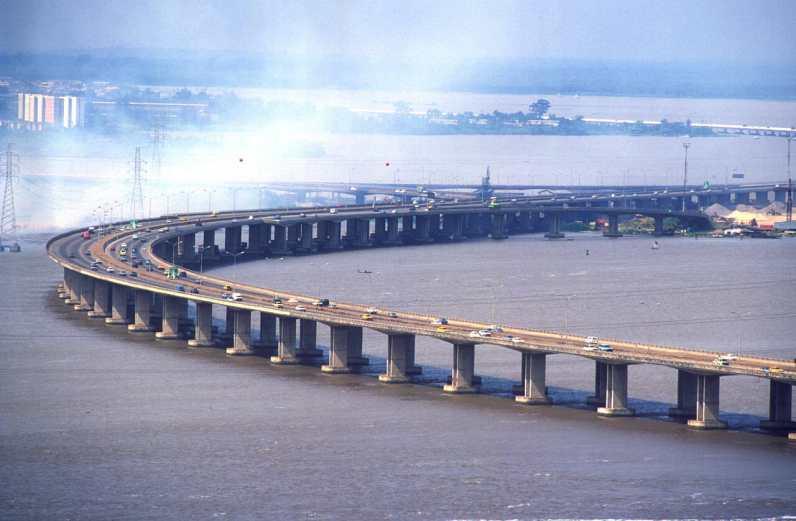 Nigeria, Ciudad de Lagos, Lago Lagoon