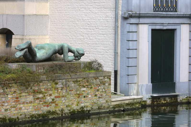 Flandes, Brujas, escultura