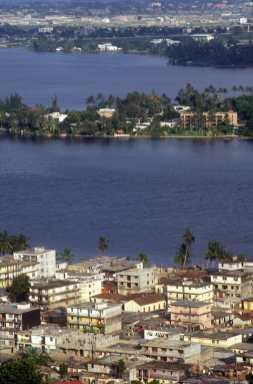 Costa de Marfil, Abidjan, Bahía de Cocody