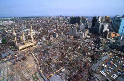 Nigeria, Ciudad de Lagos