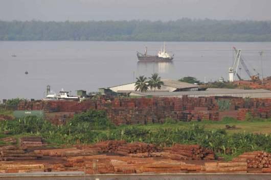 Camerun, Duala Puerto