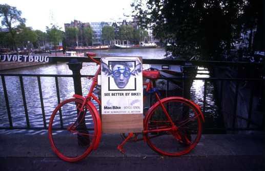 Holanda, Amsterdam, bisicleta