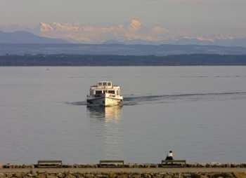 Canton de Neuchâtel, Lago Neuchâtel